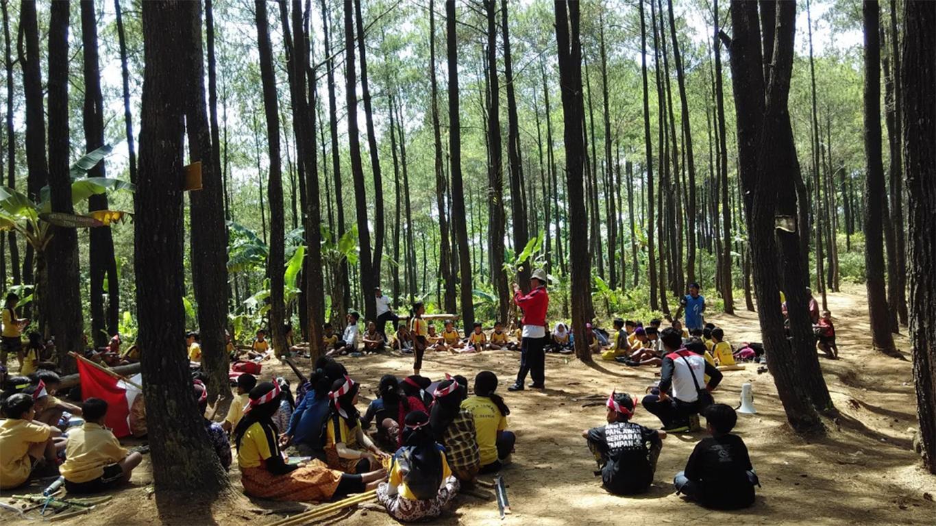 Tempat Wisata Di Jogja Puncak Becici Tempat Wisata Indonesia