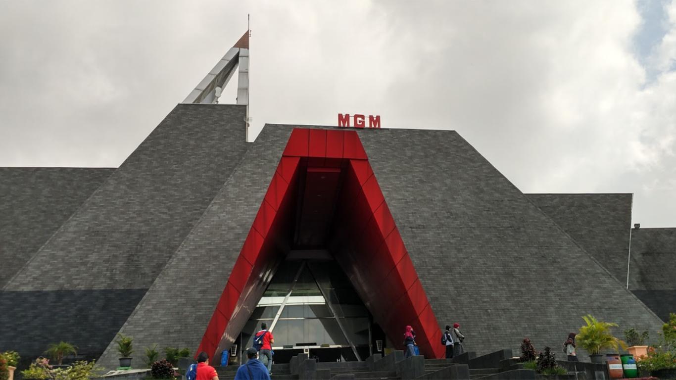 sejarah museum gunung merapi