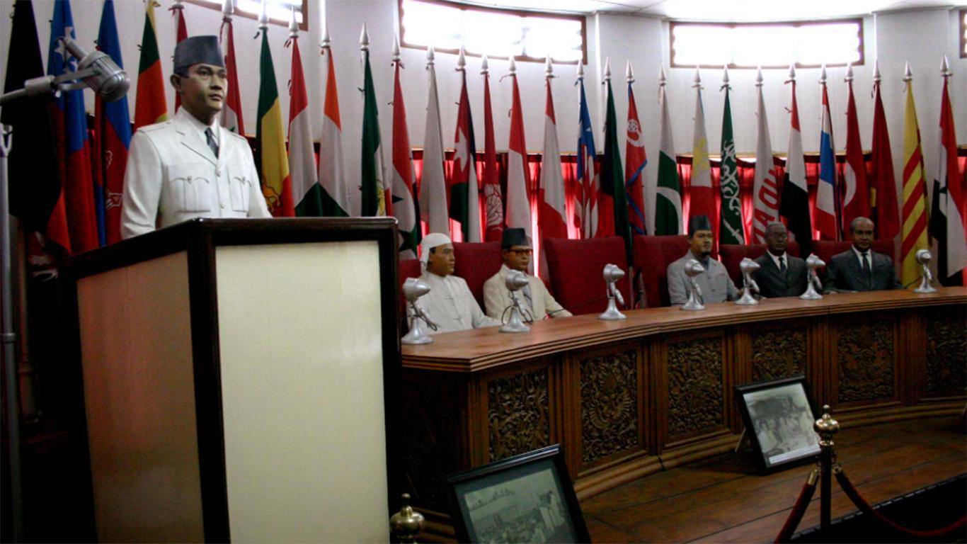 sejarah museum konferensi asia afrika