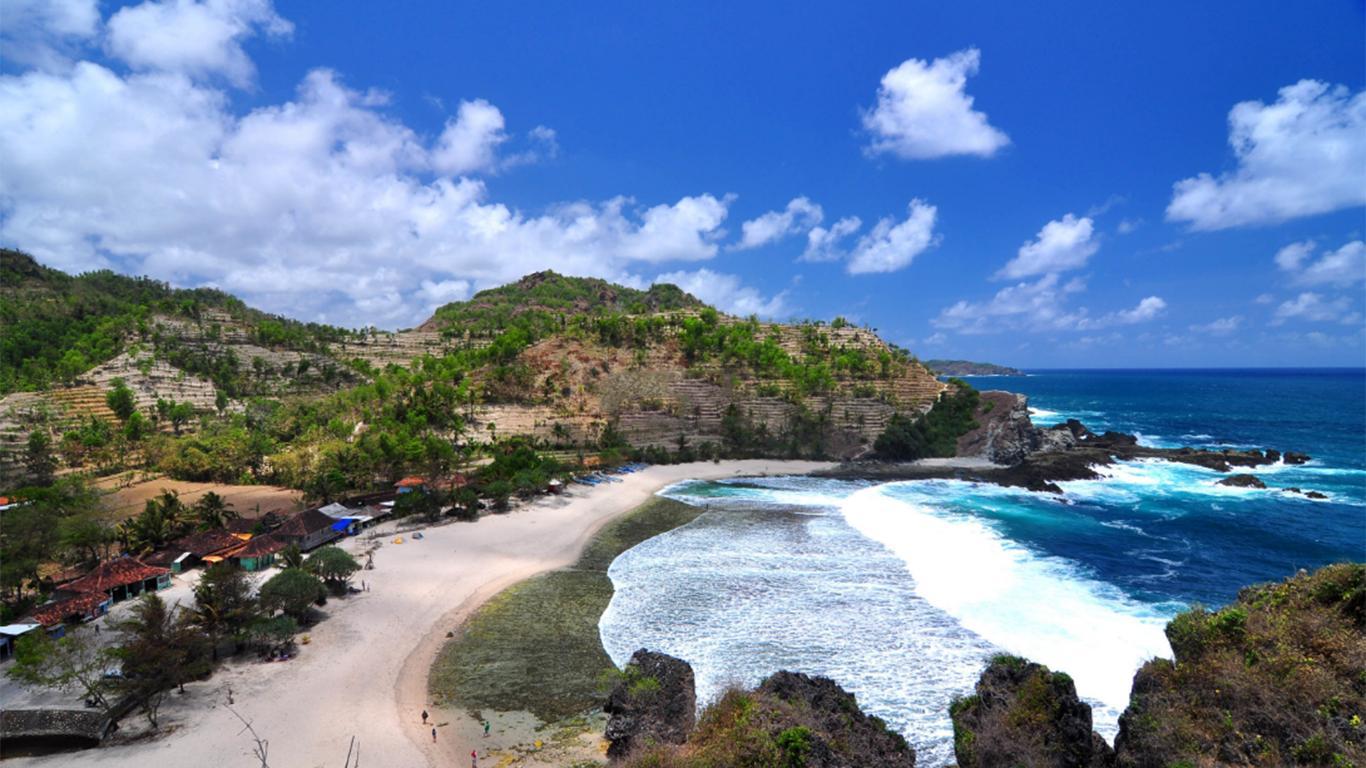 69 Daftar Pantai Terbaik Di Jogja Alamat Fasilitas
