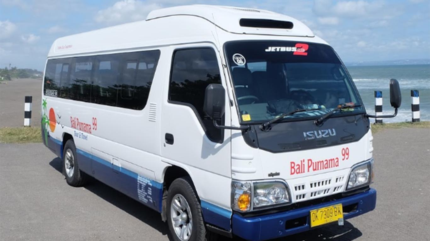Bus Bali Purnama 99