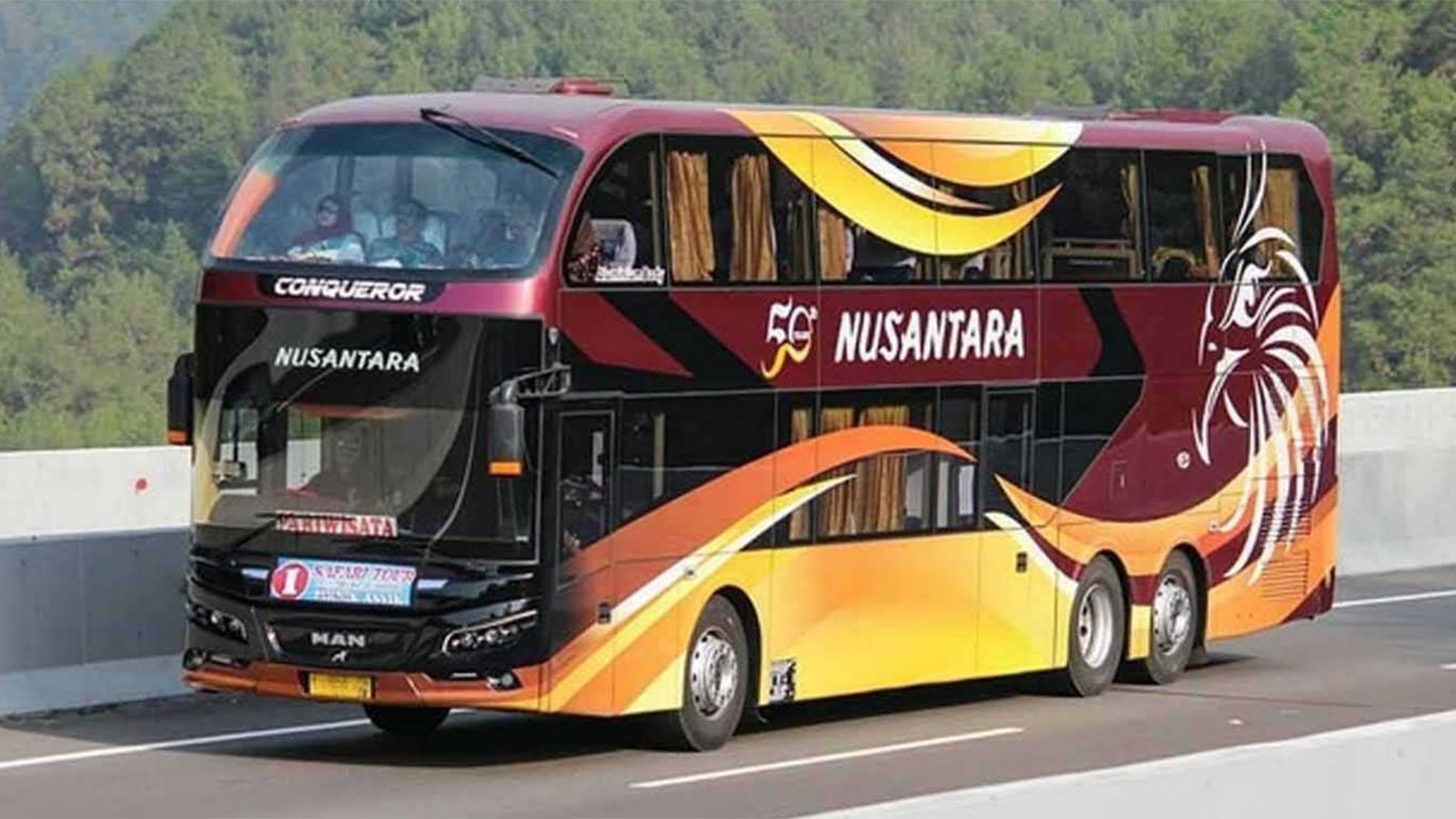 Harga Tiket Bus Nusantara