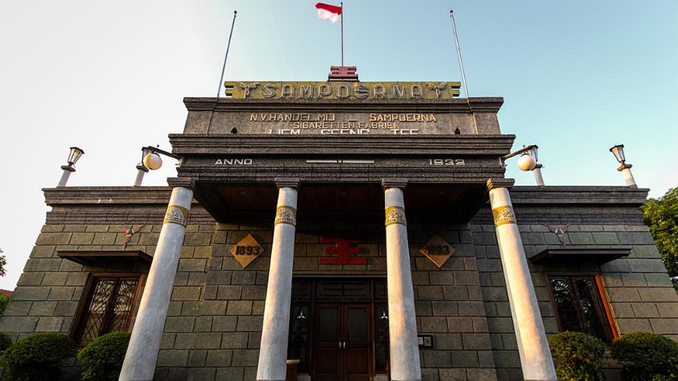 Harga Tiket House of Sampoerna