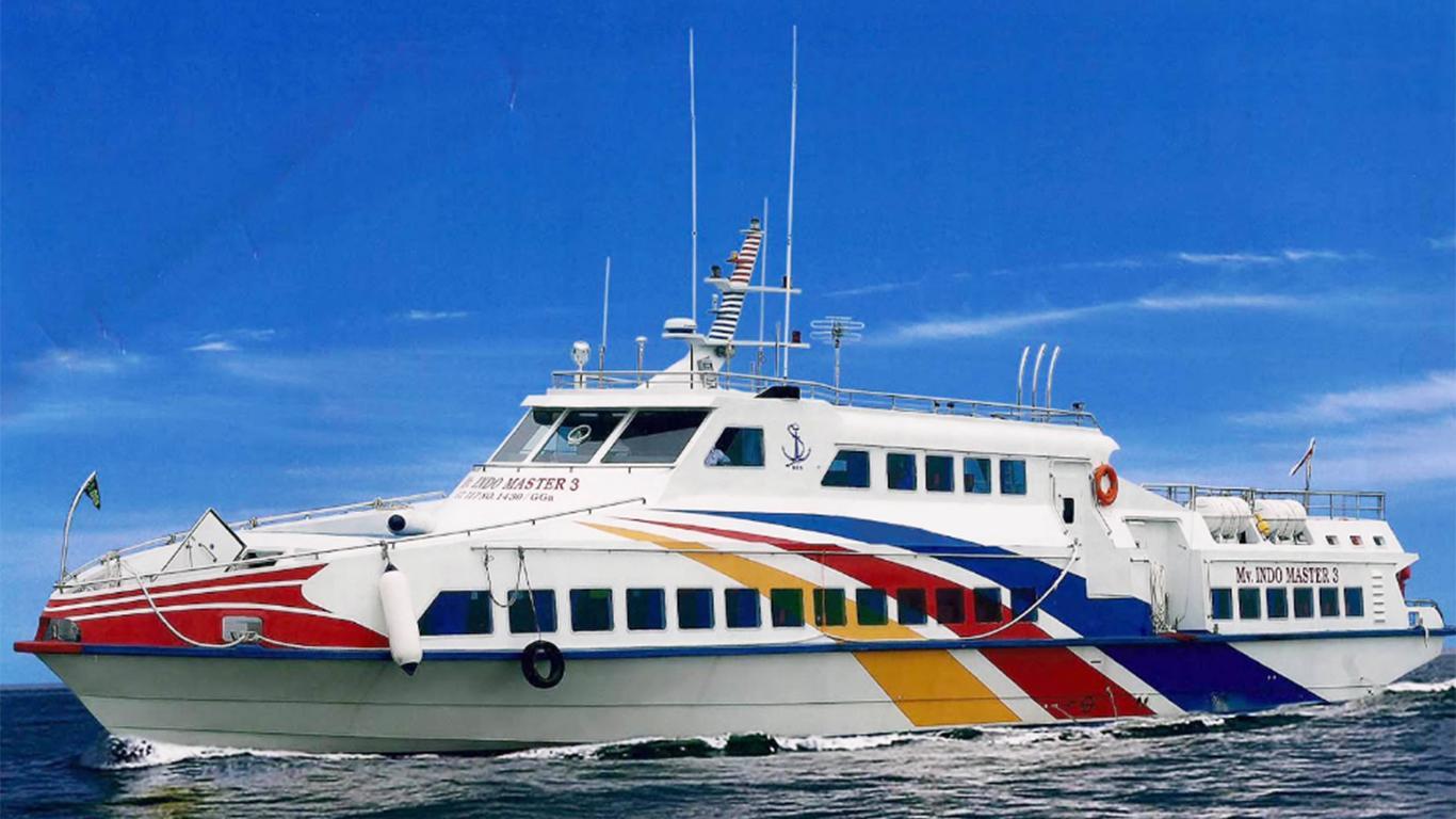 Kapal Laut Batam Jakarta