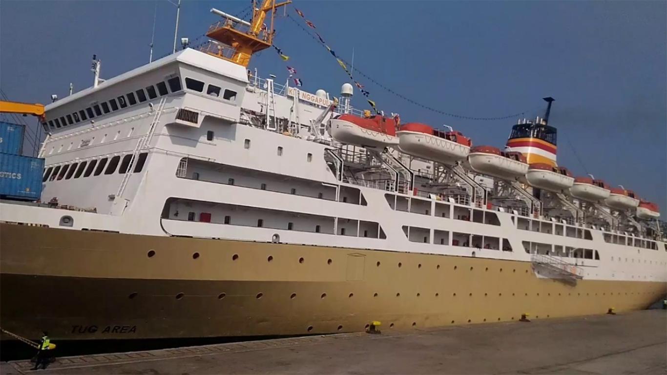 Kapal Laut Jakarta Surabaya