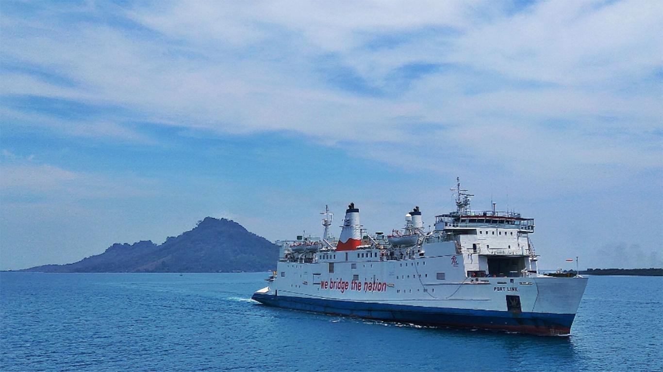 Kapal Laut Semarang Pontianak