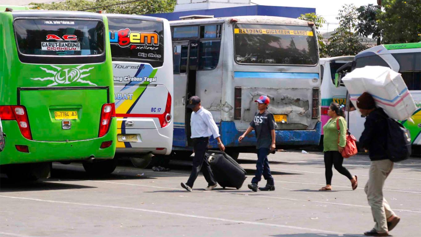 Tiket Bus Bandung Jogja