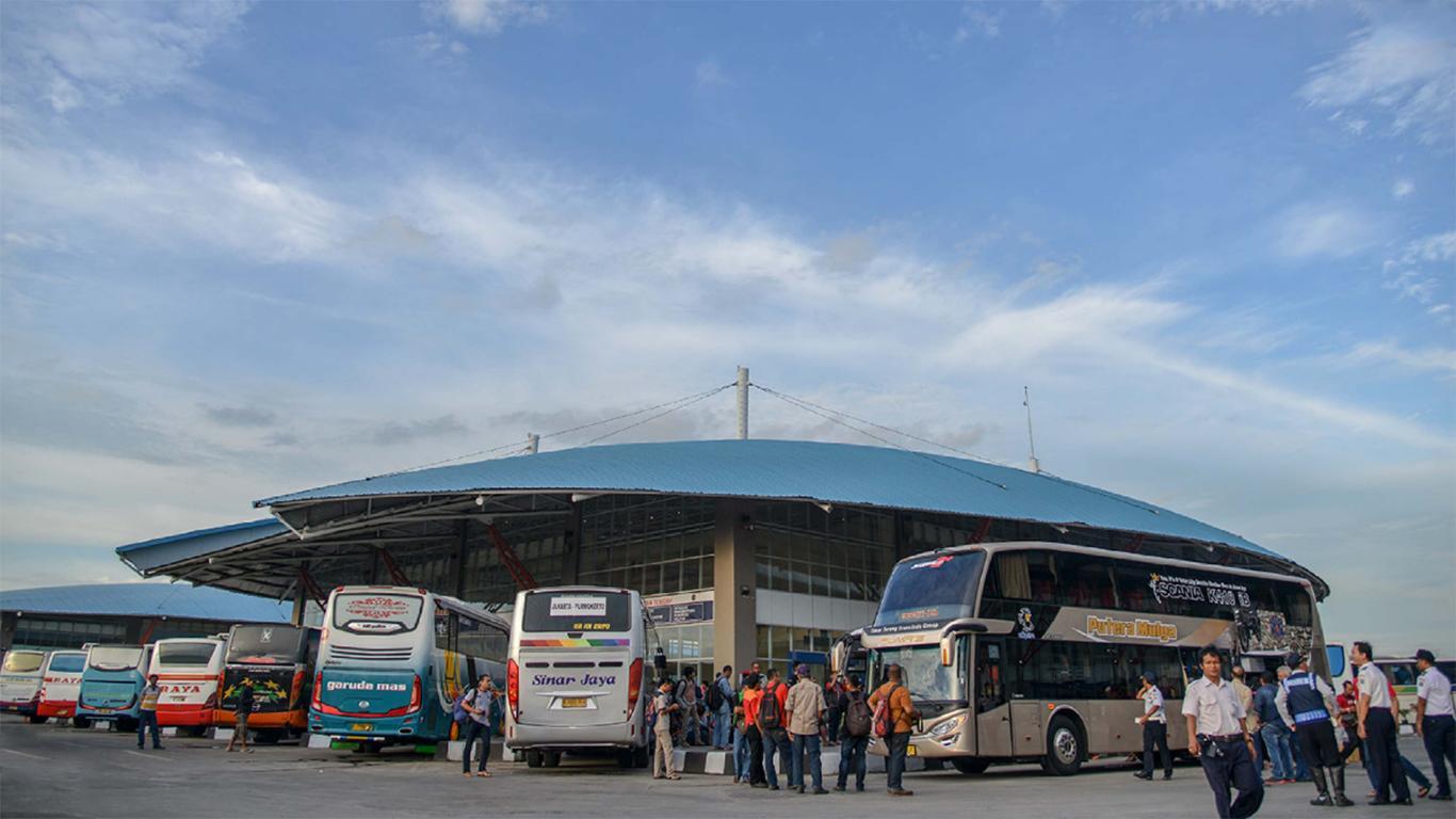 Tiket Bus Jakarta Semarang