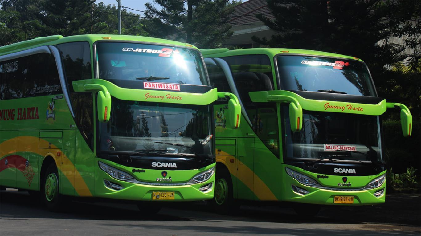 Harga Tiket Bus Malang Jakarta