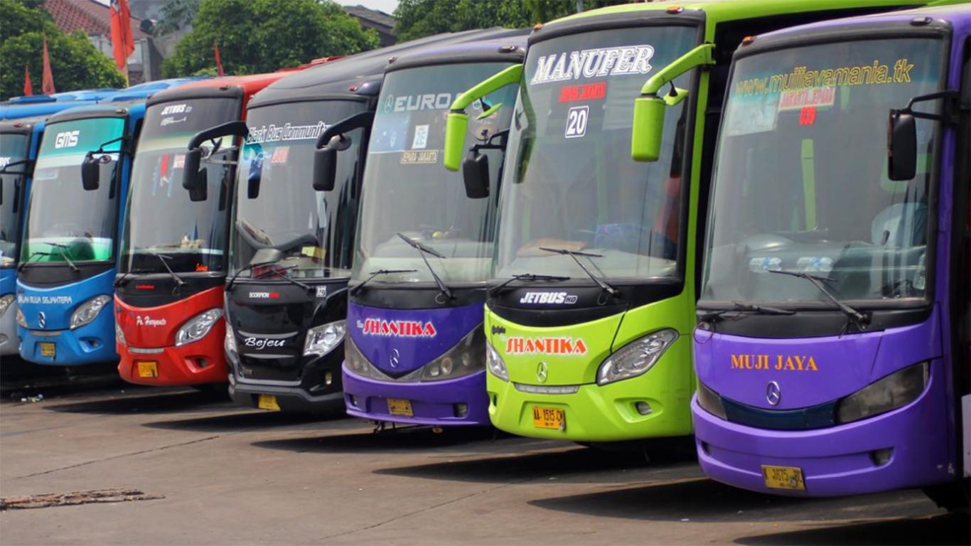 Harga Tiket Bus Semarang Jakarta