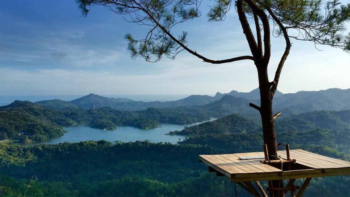 Keindahan 40 Wisata Alam yang ada di Jogja