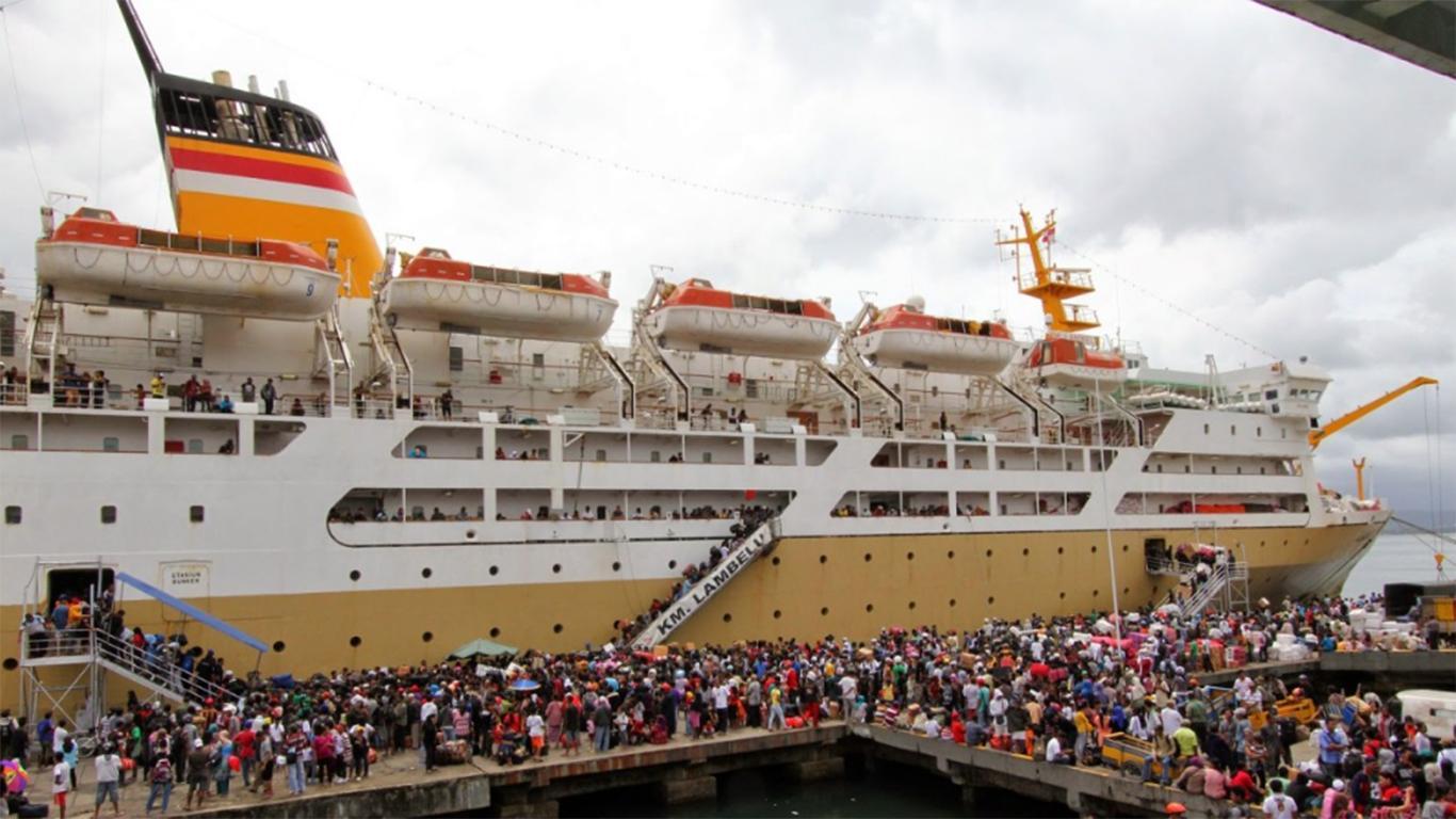 Harga Tiket Kapal Laut Jakarta Manado