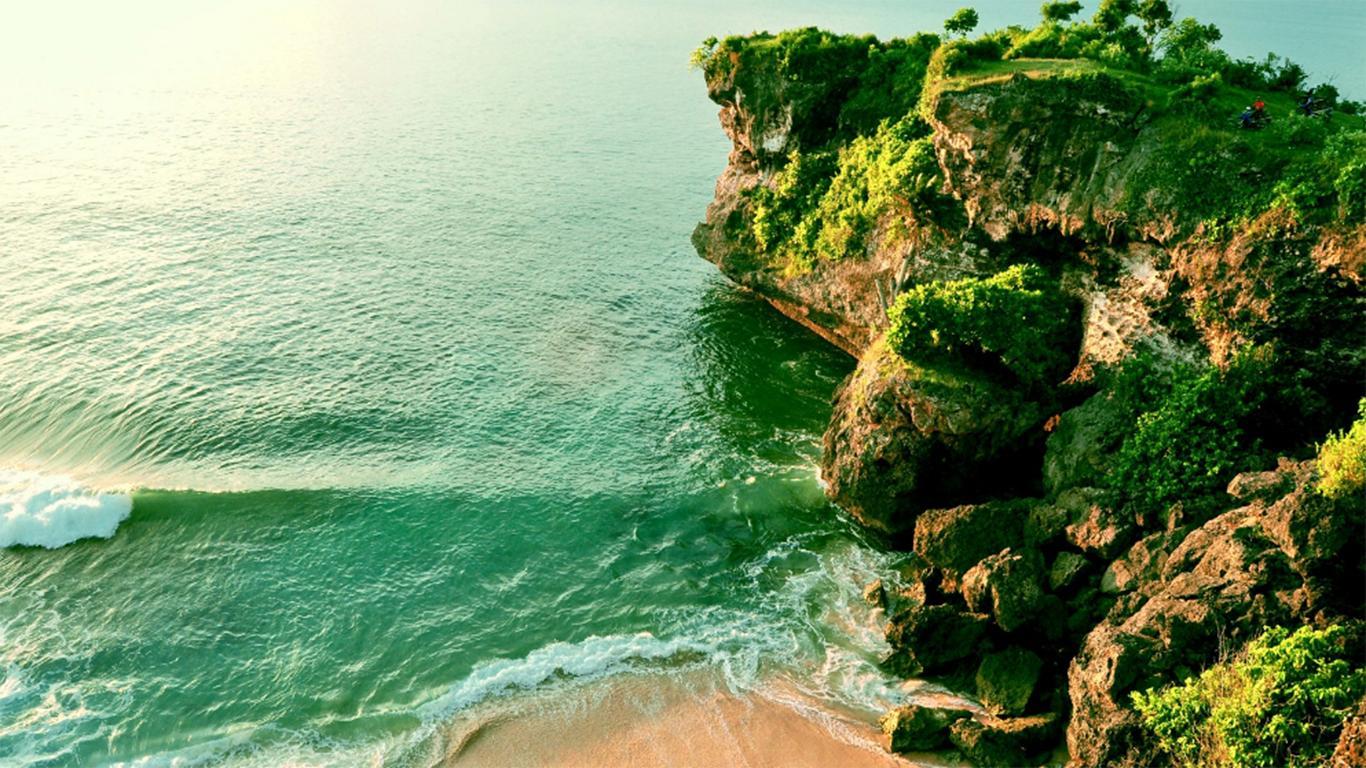 pantai balangan jimbaran