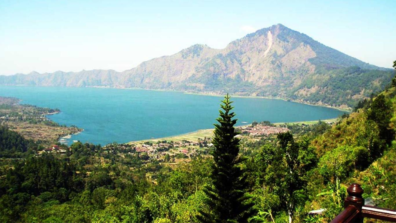 sejarah danau batur
