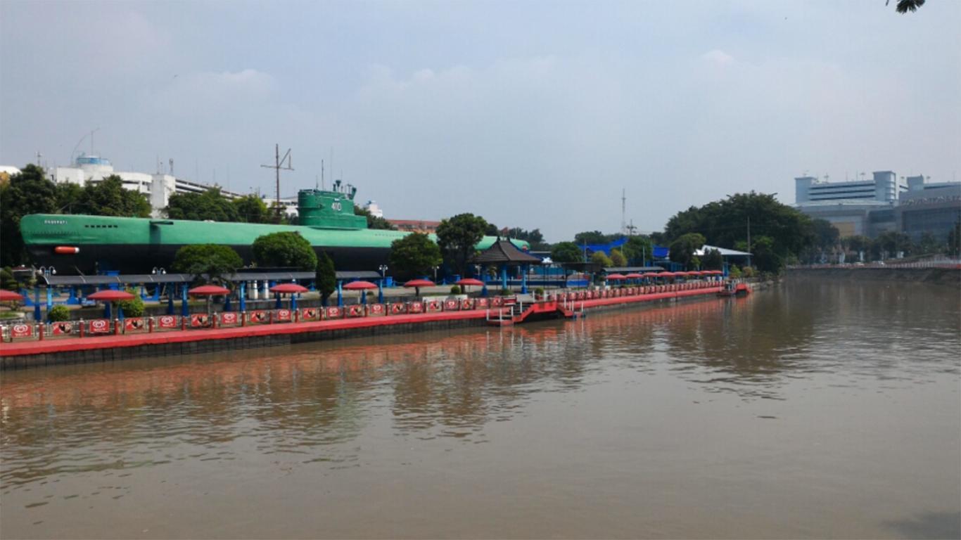 sungai kalimas