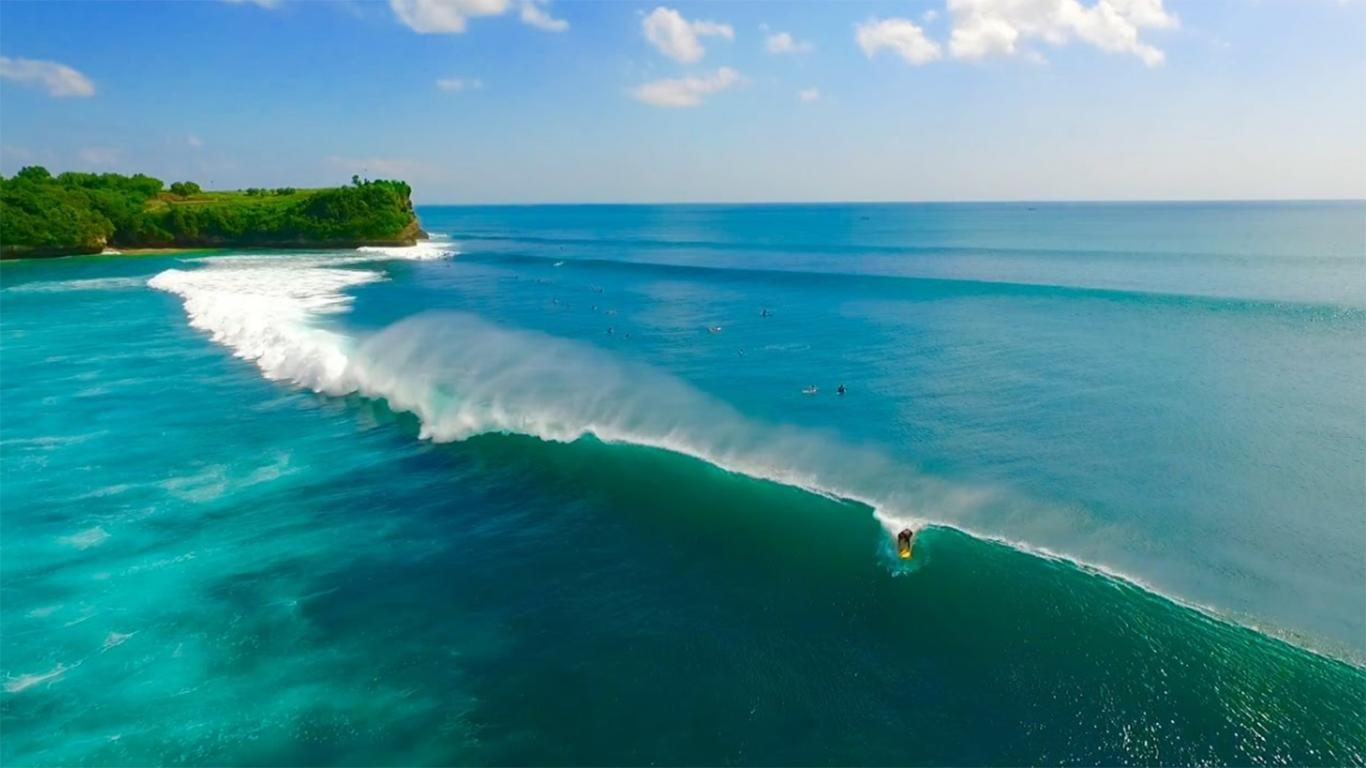 tebing pantai balangan