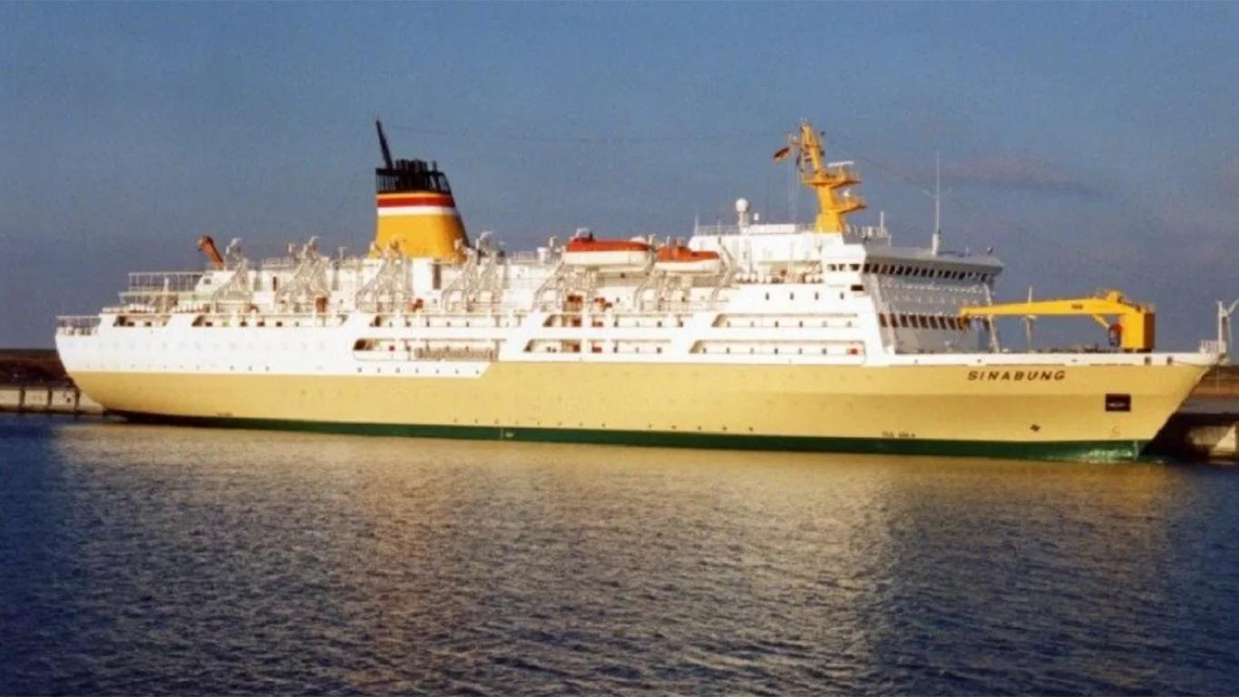 tiket kapal laut jakarta manado