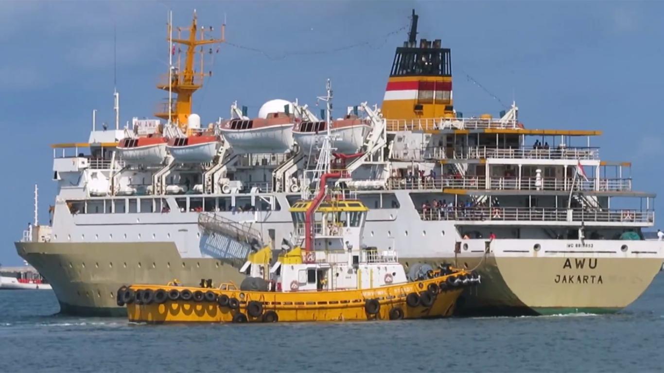 tiket kapal laut surabaya bali