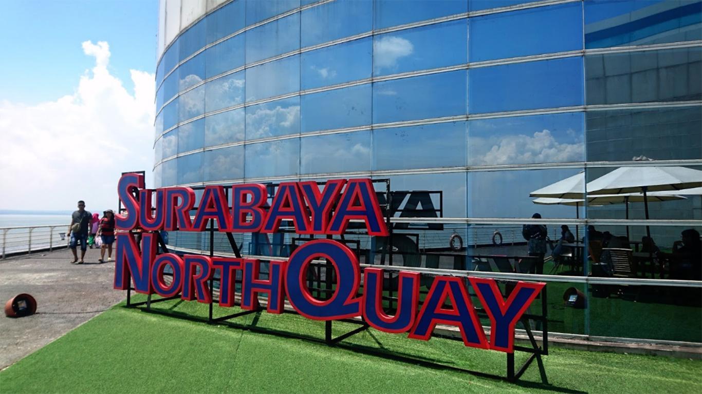tiket masuk surabaya north quay