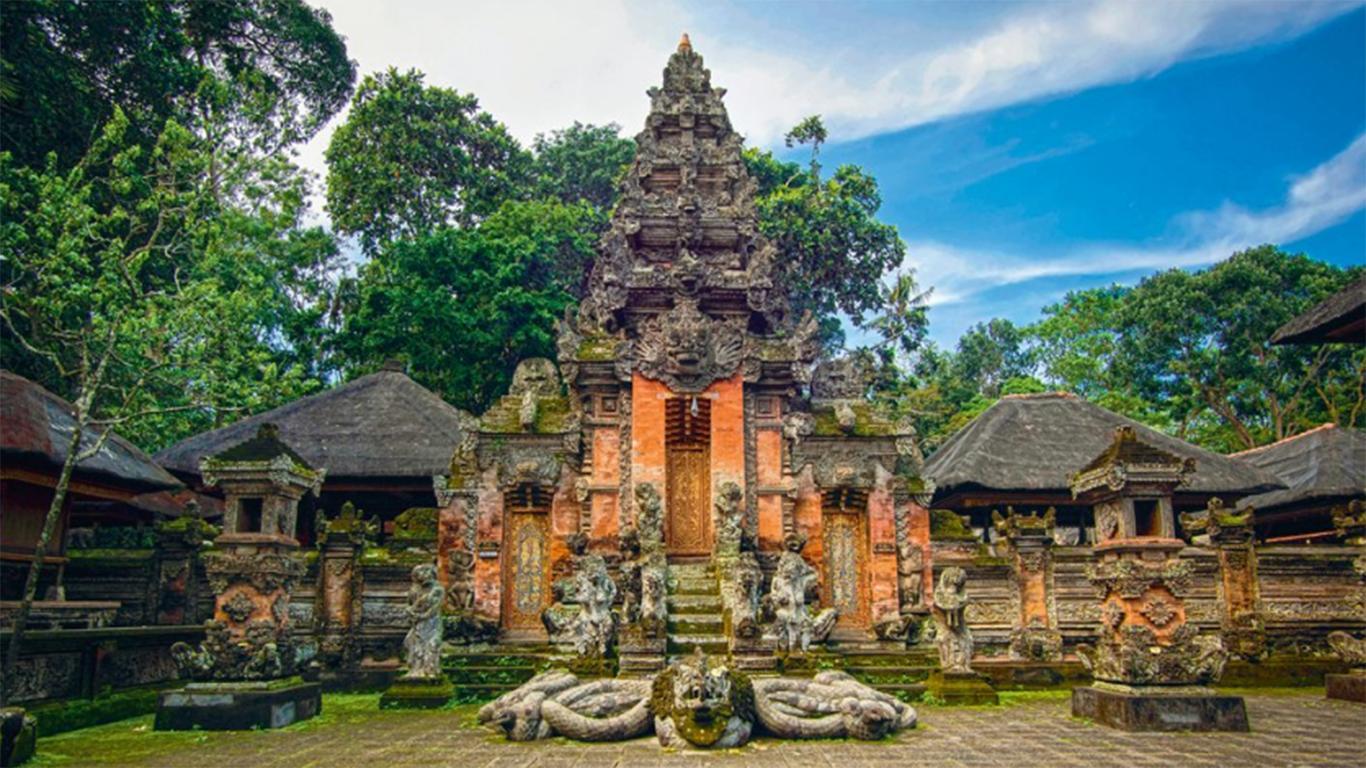 ubud monkey forest price