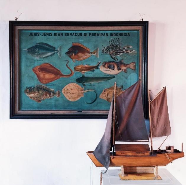 Harga Tiket Museum Bahari