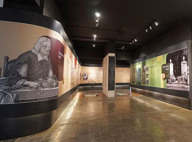 Harga Tiket Museum Nasional Sejarah Alam Indonesia