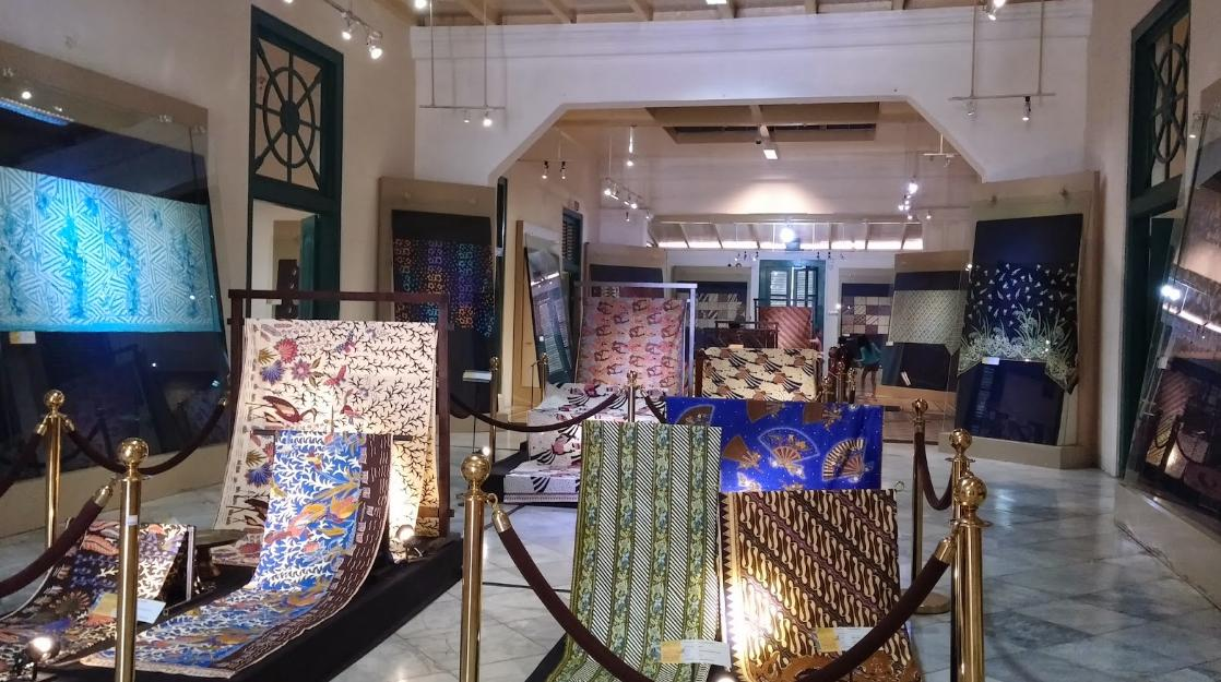 Harga Tiket Museum Tekstil