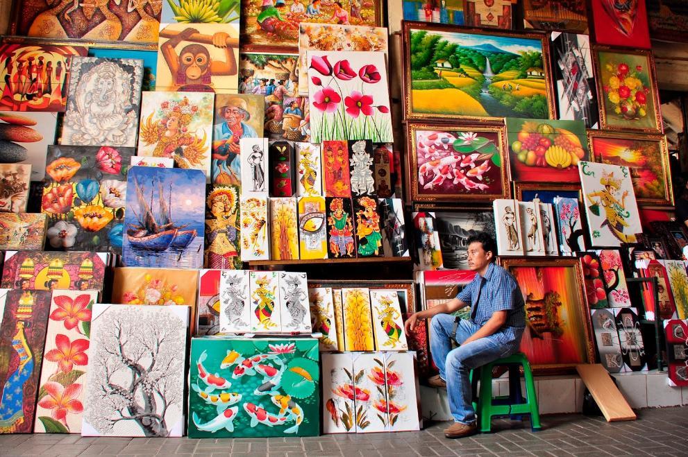 Pasar Sukawati