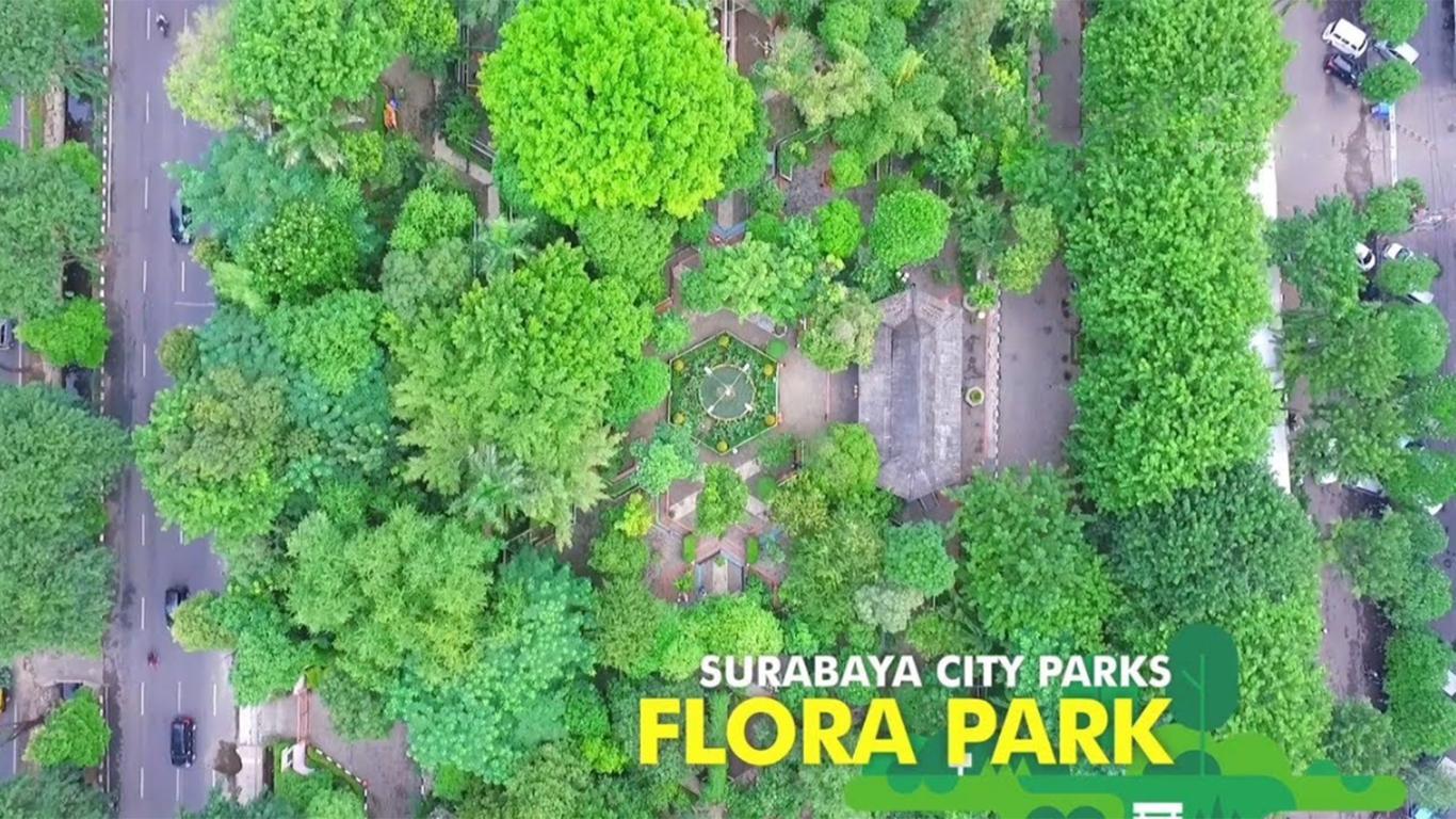 Harga Tiket Taman Flora Surabaya