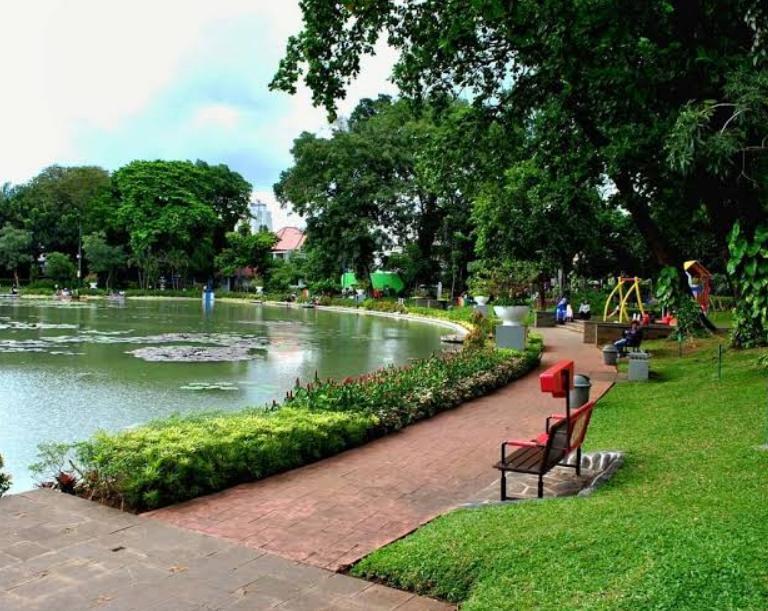 Harga Tiket Taman Situ Lembang