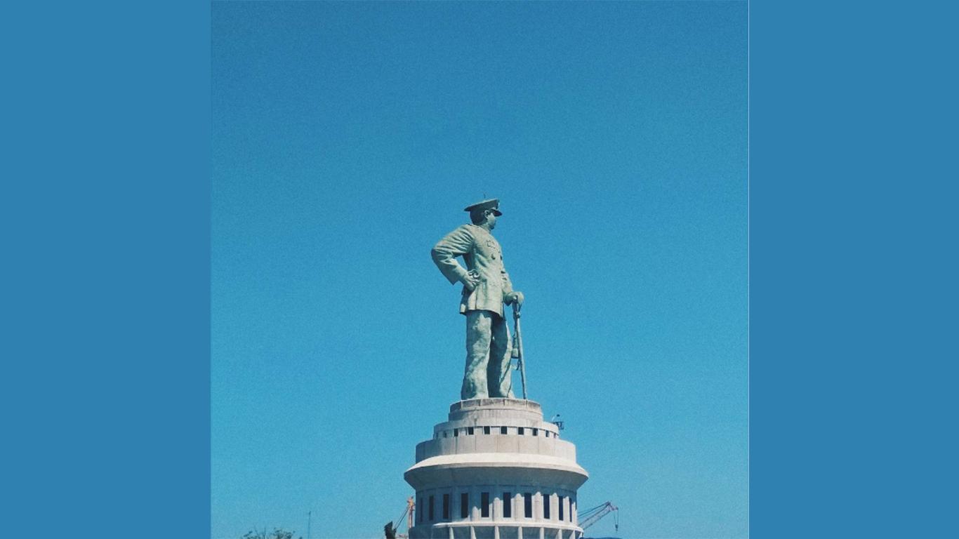 gambar monumen jalesveva jayamahe