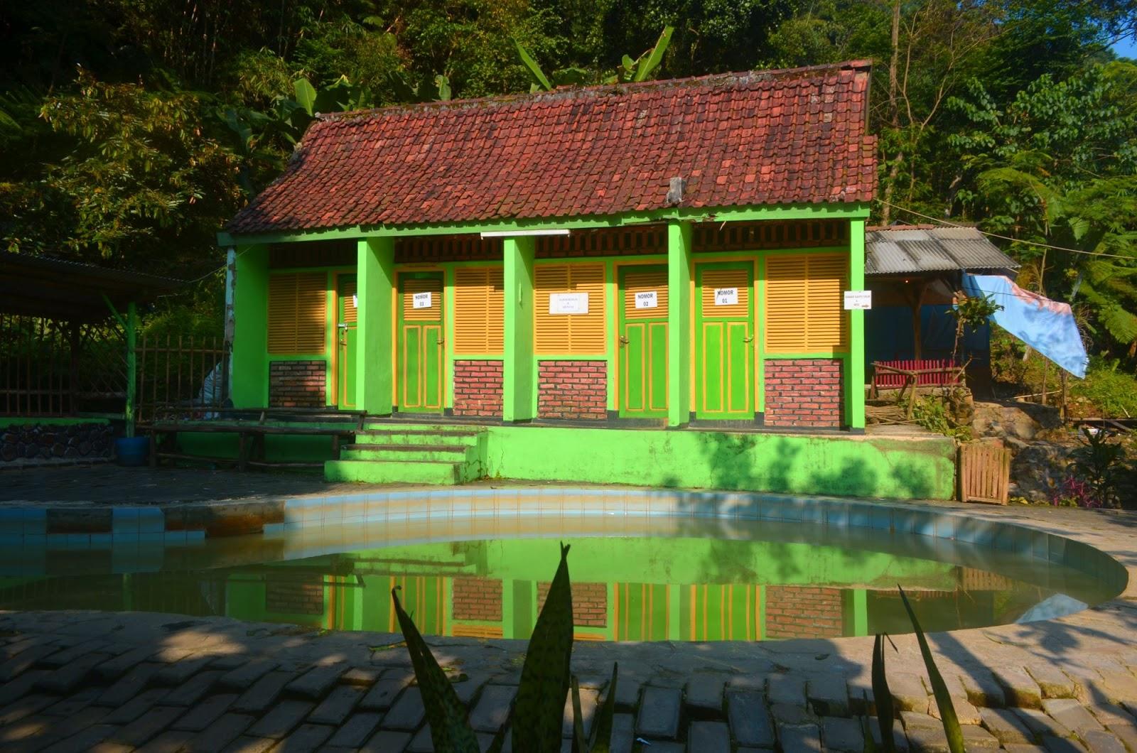 √ Pemandian Air Panas Ciparay: Objek Wisata, Harga Tiket, Lokasi