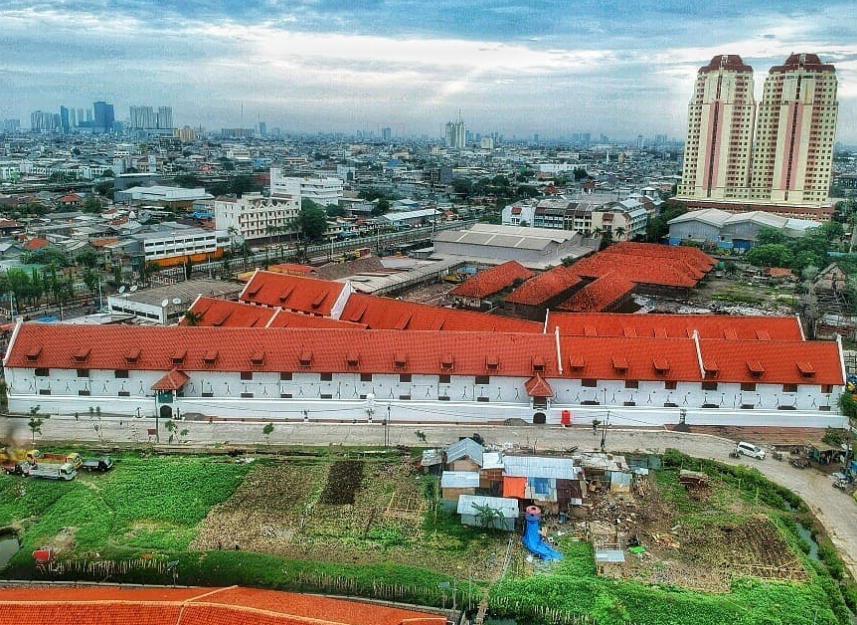Museum Bahari Sejarah Koleksi Alamat Jam Htm