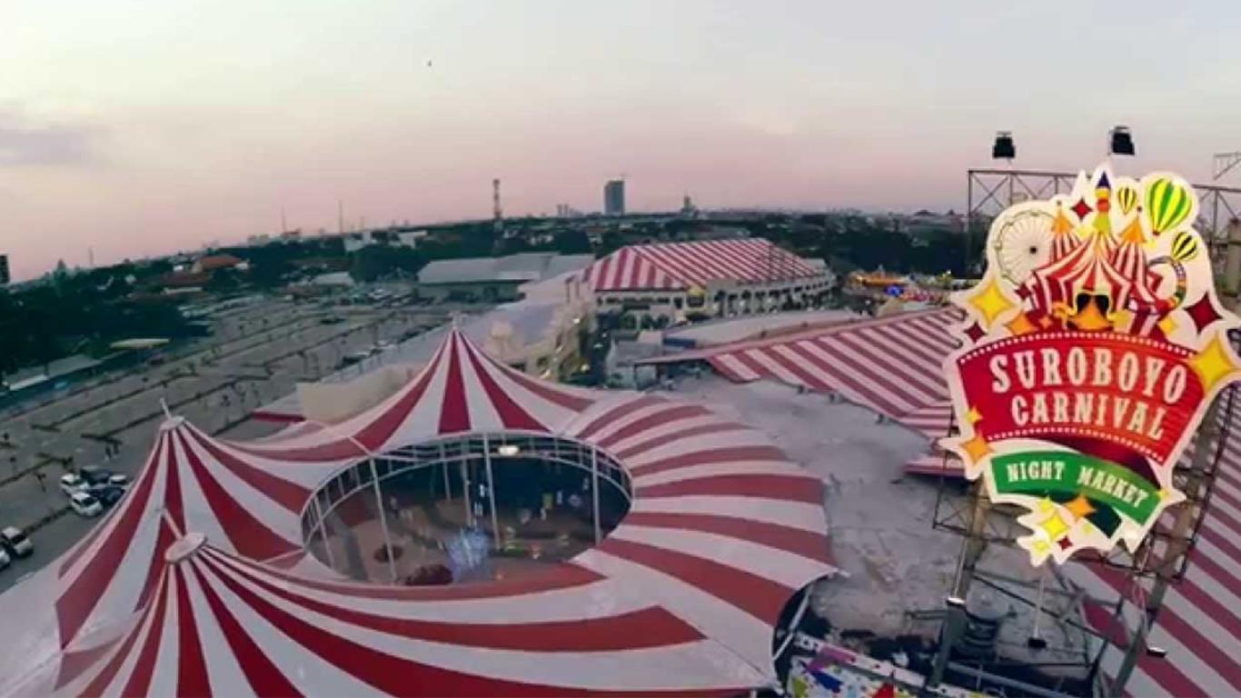 wahana suroboyo carnival park