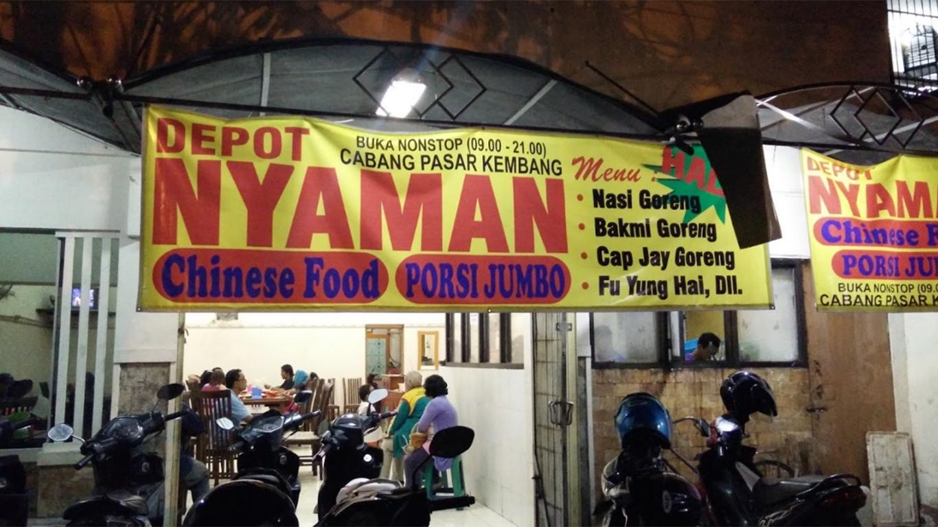 wisata food junction surabaya