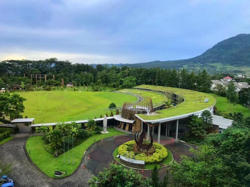 Harga Tiket Taman Budaya Sentul