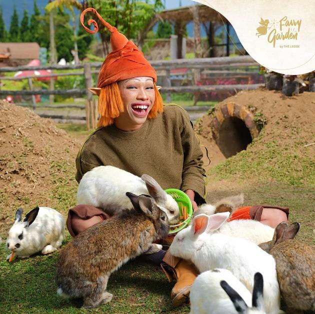 fairy garden bandung kabupaten bandung barat, jawa barat