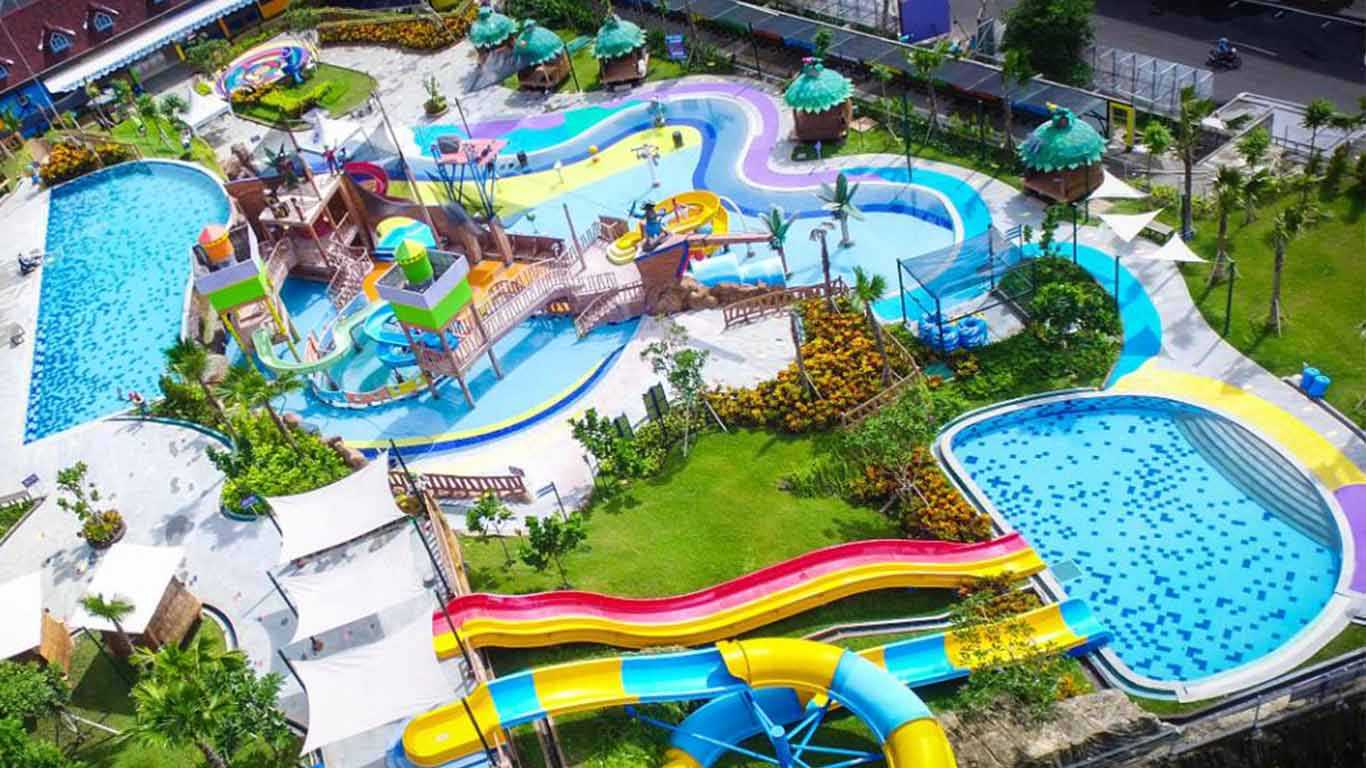 Harga Tiket CitraGrand Mutiara Waterpark