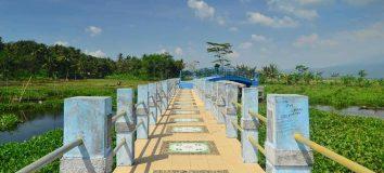 Jembatan Biru Ambarawa