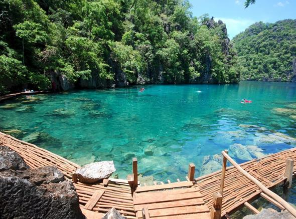 Danau Kayangan
