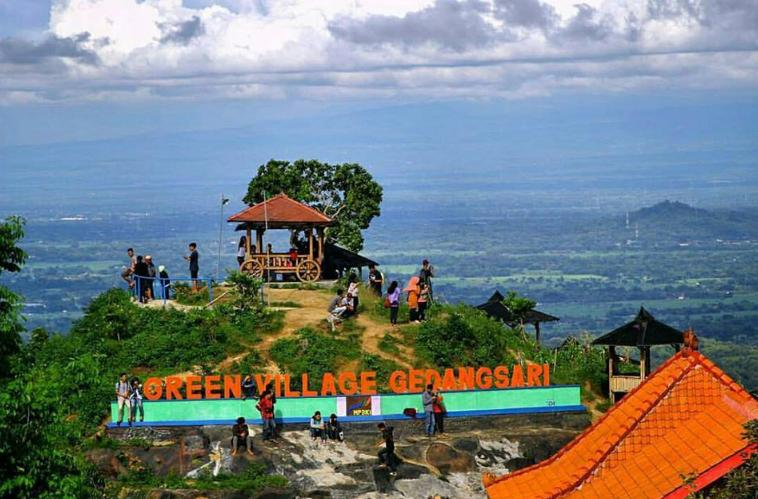 Gedangsari Green Village