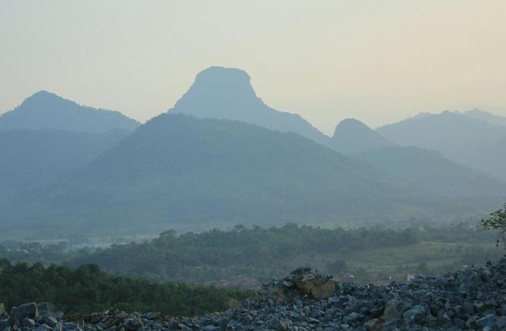Gunung Sanggabuana