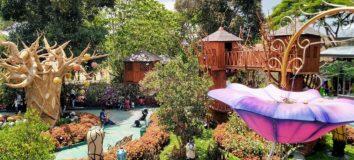 Harga Tiket Lembang Wonderland
