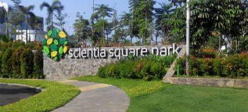 Harga Tiket Scientia Square Park