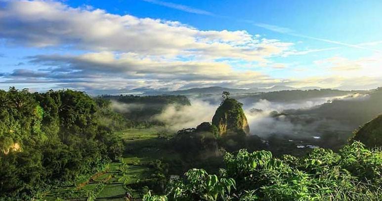 taman wisata agama di bukittinggi