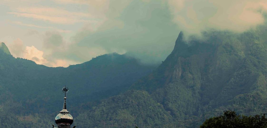 tempat wisata di jepara Gunung Muria