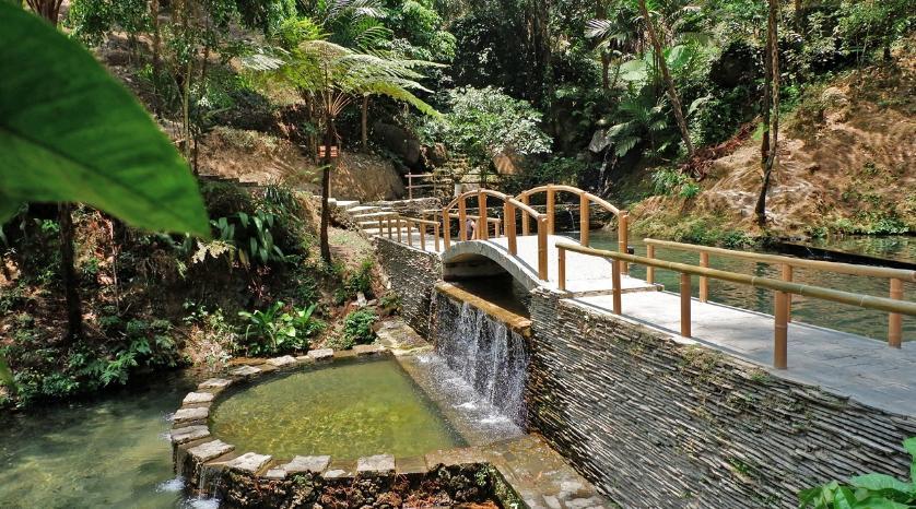 tempat wisata majalengka air terjun