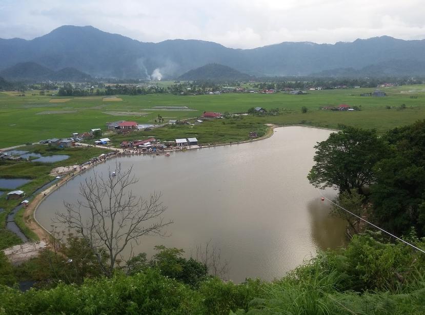 tempat wisata waterpark di bukittinggi